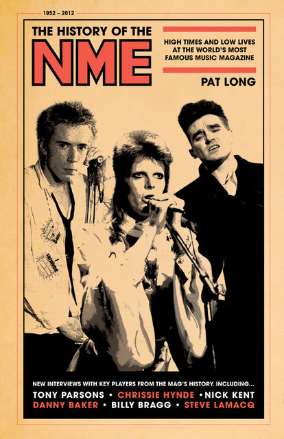 The History of the NME, Pat Long