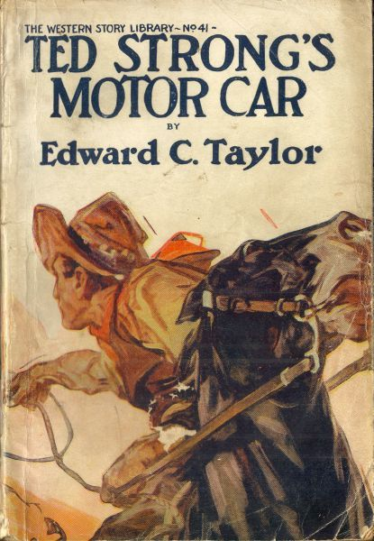 Ted Strong's Motor Car, Edward Taylor