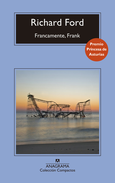 Francamente, Frank, Richard Ford