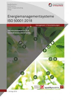 Energiemanagementsysteme ISO 50001:2018, ConPlusUltra, Quality Austria, sattler energie consulting
