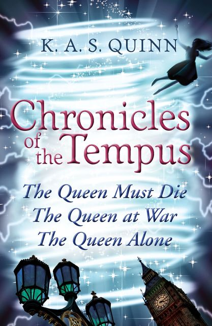 The Chronicles of the Tempus, K.A.S.Quinn