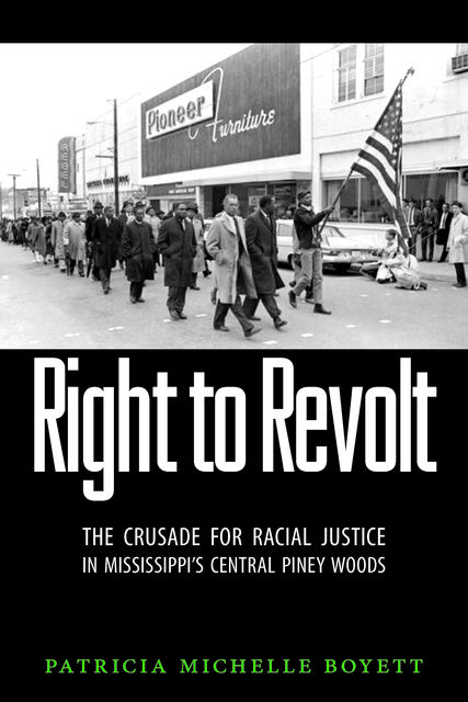 Right to Revolt, Patricia Michelle Boyett