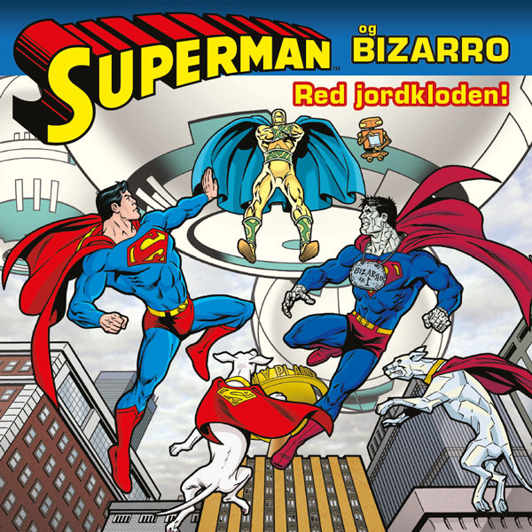 Superman: Red jordkloden, Louise Simonson