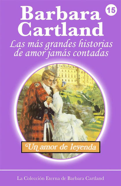 A Heart in the Highlands, Barbara Cartland