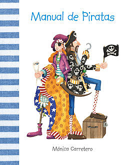 Manual de piratas, Mónica Carretero
