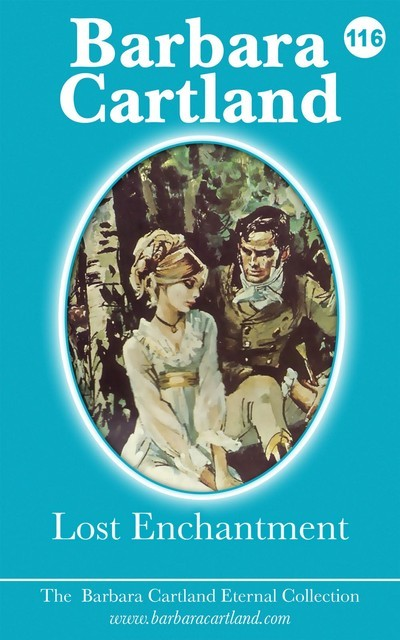 Lost Enchantment, Barbara Cartland
