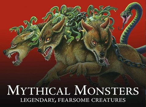 Mythical Monsters, Chris McNab, Gerrie McCall
