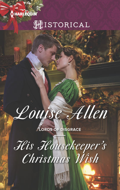 His Housekeeper's Christmas Wish, Louise Allen