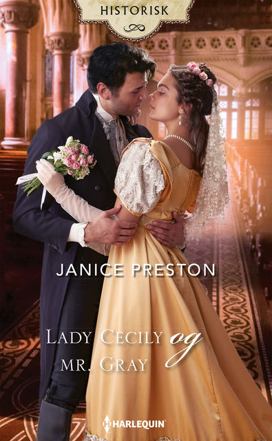 Lady Cecily og mr. Grey, Janice Preston