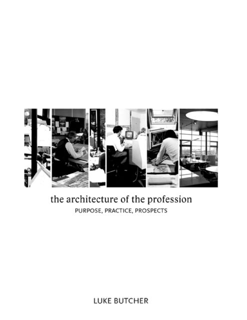 The Architecture of the Profession, Luke Butcher
