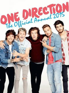 One Direction: The Official Annual 2015, One Direction