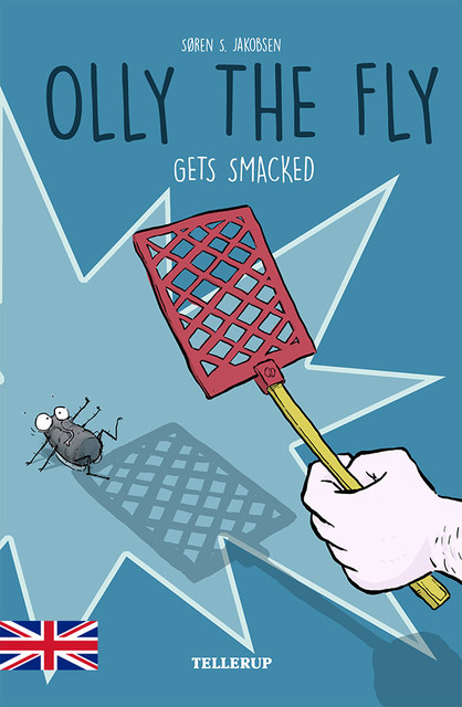 Olly the Fly #2: Olly the Fly Gets Smacked, Søren Jakobsen