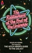 The Restaurant at the End of the Universe, Douglas Adams