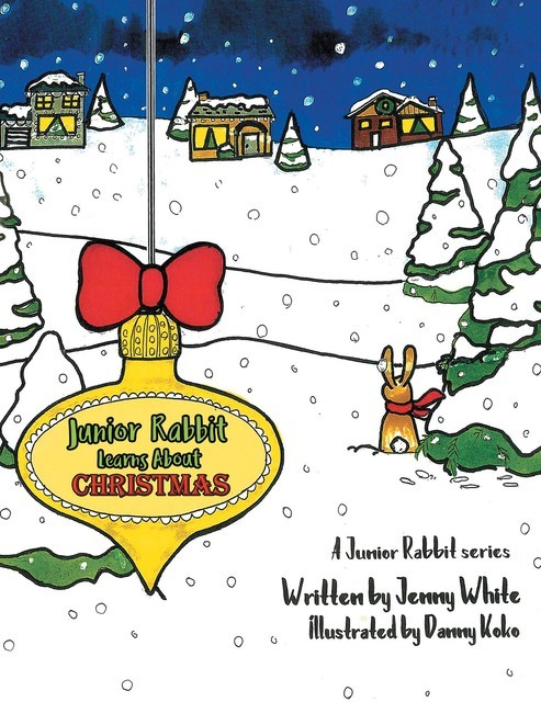 Junior Rabbit Learns About Christmas, Jenny White