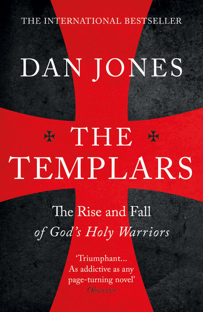 The Templars, Dan Jones