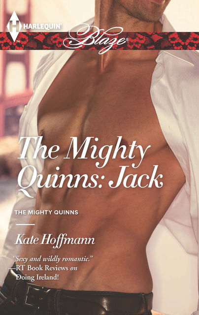 The Mighty Quinns: Jack, Kate Hoffmann
