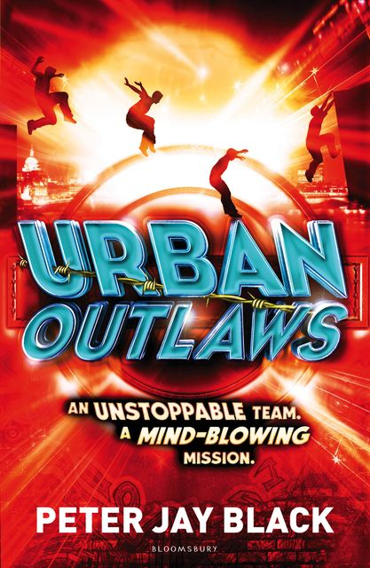 Urban Outlaws, Peter Black