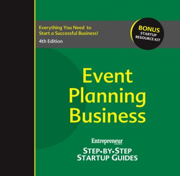 Event Planning Business, Inc., The Staff of Entrepreneur Media
