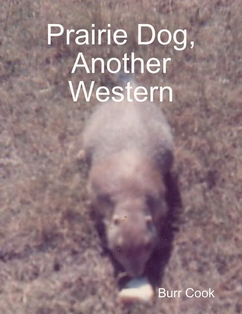 Prairie Dog, Another Western, Burr Cook