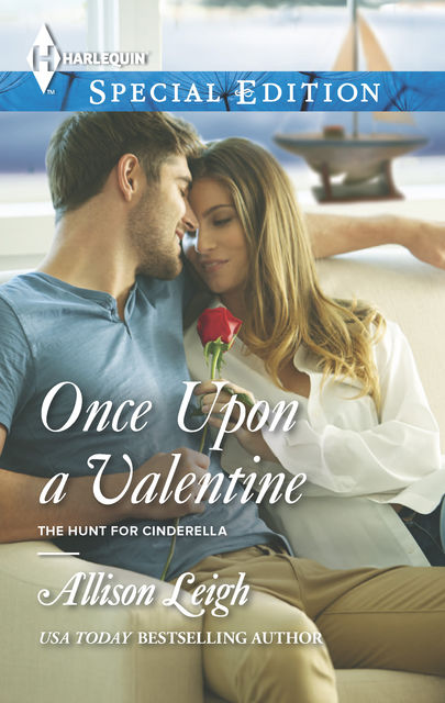 Once Upon a Valentine, Allison Leigh