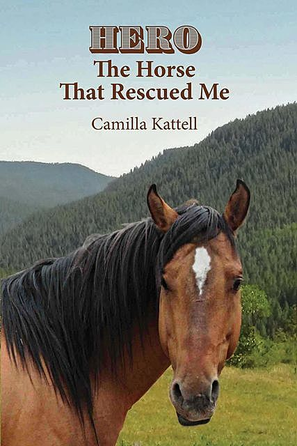 Hero The Horse That Rescued Me, Camilla Kattell