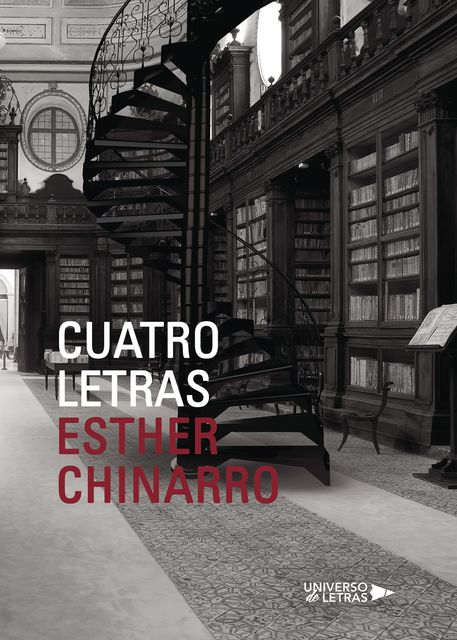 Cuatro letras, Esther Chinarro