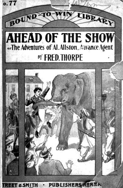 Ahead of the Show, Fred Thorpe
