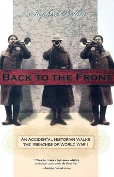 Back to the Front, Stephen O'Shea