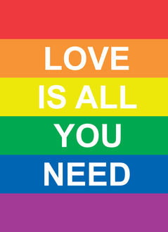 Love Is All You Need, Andrews McMeel Publishing