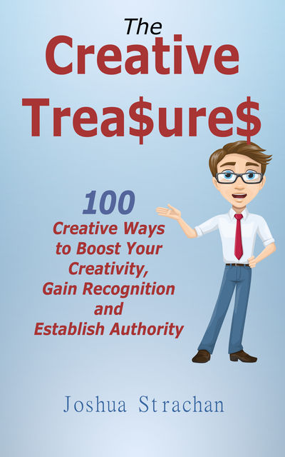 The Creative Treasures, Joshua Strachan