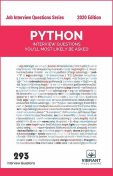 Python Interview Questions You'll Most Likely Be Asked, Vibrant Publishers