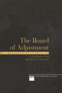 Board of Adjustment, Gail V. Easley