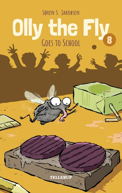 Olly the Fly #8: Olly the Fly Goes to School, Søren Jakobsen