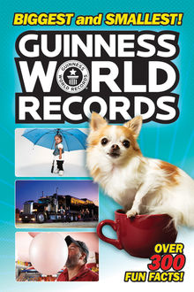 Guinness World Records: Biggest and Smallest, Christy Webster