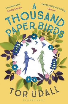 A Thousand Paper Birds, Tor Udall