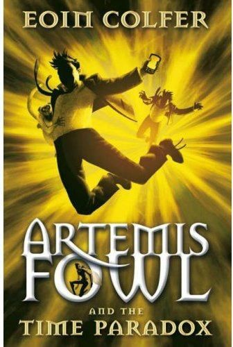 Artemis Fowl: the time paradox, Eoin Colfer