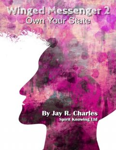 Winged Messenger 2 – Own Your State, Jay R.Charles, Spirit Knowing Ltd