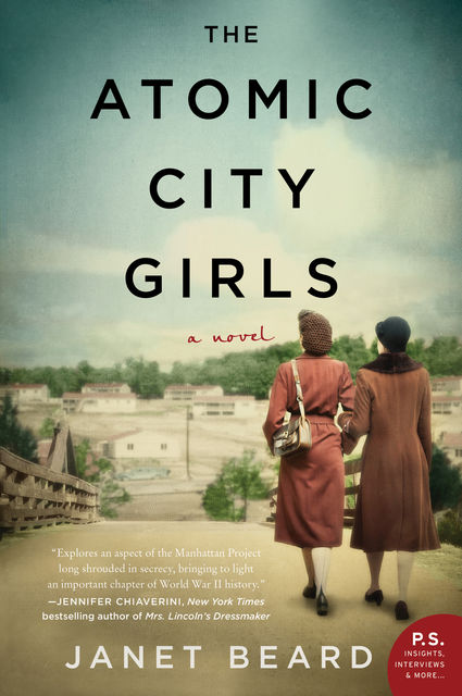 The Atomic City Girls, Janet Beard