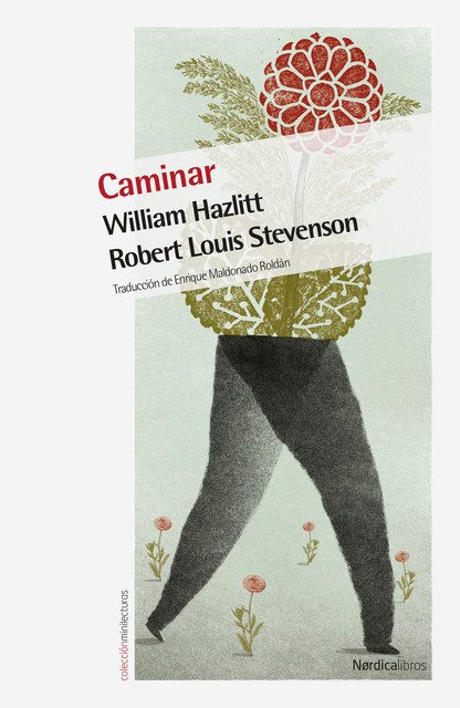 Caminar, Robert Louis Stevenson, William Hazlitt