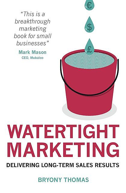Watertight Marketing, Bryony Thomas