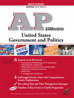 AP United States Government and Politics, Duane Ostler, Nancy McCaslin, Sujata Millick