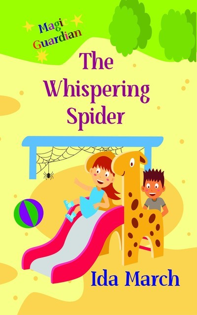 The Whispering Spider, Ida March
