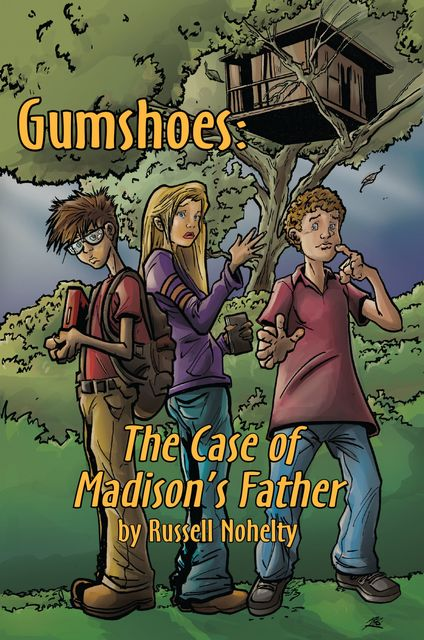 Gumshoes, Russell Nohelty