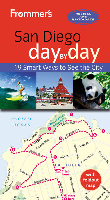 Frommer's San Diego day by day, Maribeth Mellin