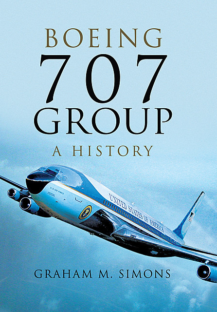 Boeing 707 Group, Graham Simons
