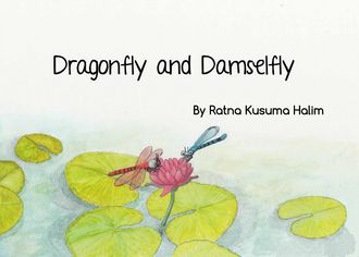 Dragonfly and Damselfly, Ratna Kusuma Halim