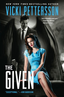The Given, Vicki Pettersson