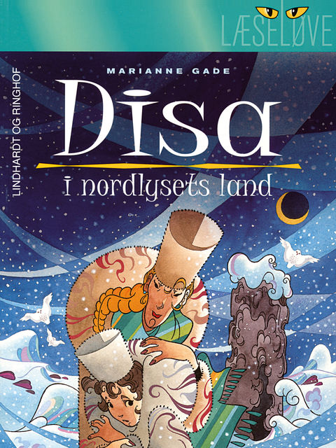Disa i nordlysets land, Marianne Gade