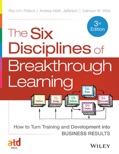 The Six Disciplines of Breakthrough Learning, Roy V.H.Pollock, Andy Jefferson, Calhoun Wick