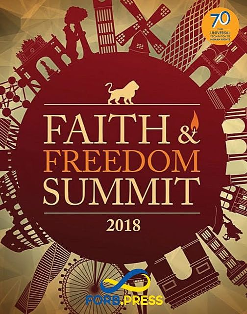 Faith & Freedom Summit 2018, FORB. PRESS